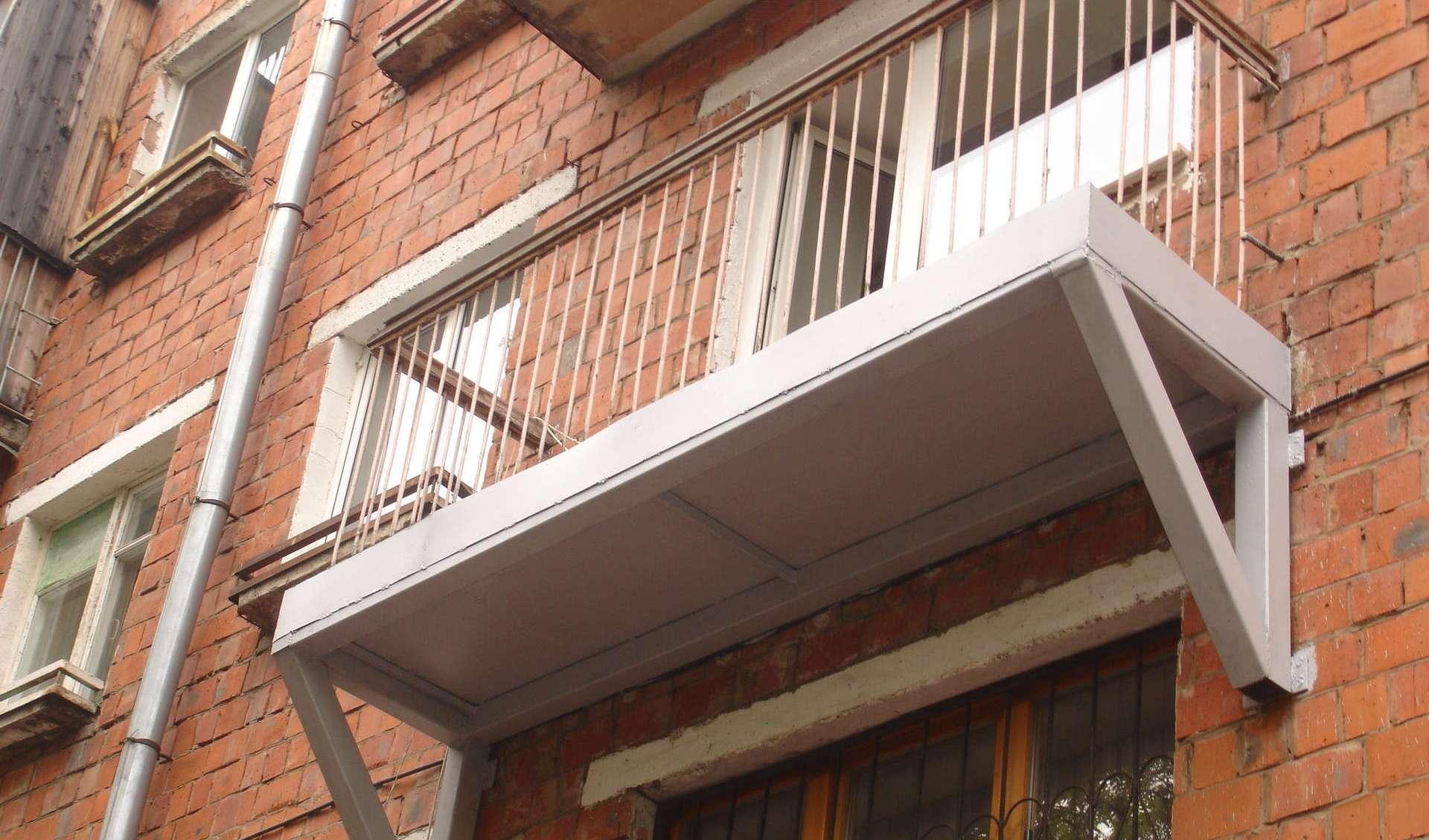 что сегодняшнем фото балкон в виде консольных плит мир
